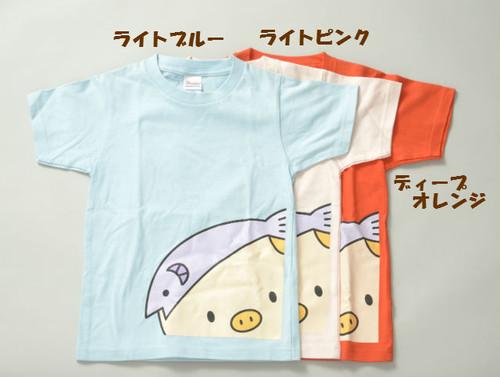 Tシャツカラー キッズサイズ