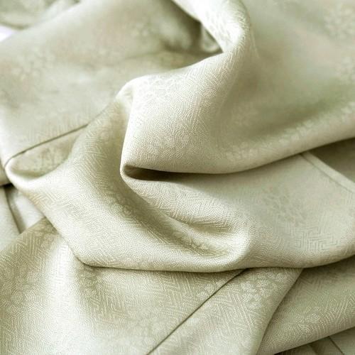 2003 新品◆単衣◆当店お仕立て◆紋なし色無地