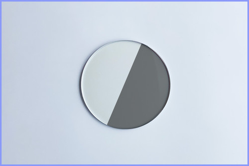 スモーク調光レンズ(超薄型 非球面レンズ)