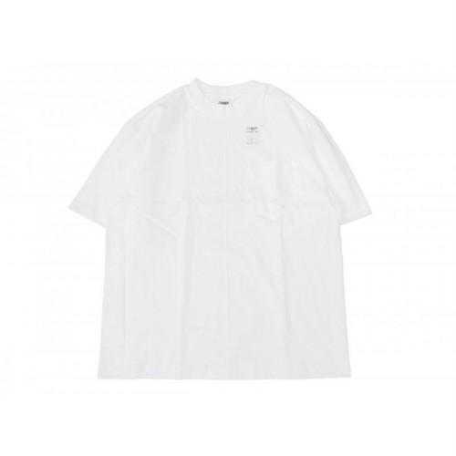 CAMBER (キャンバー) 8oz MAX WEIGHT POCKET T-Shirts ホワイト