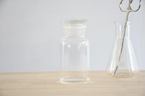 【ガラス容器】試薬瓶(125ml)