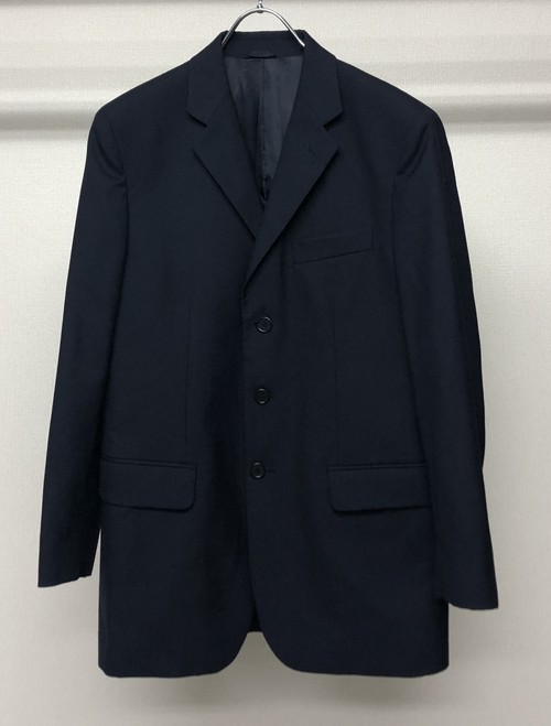 1990s HELMUT LANG SIDE VENTED TAILORED JACKET