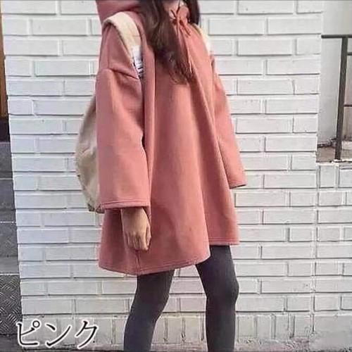 【即納】myphoto 裏起毛 sweatshirt
