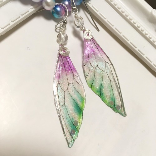 妖精の羽飾り<014>