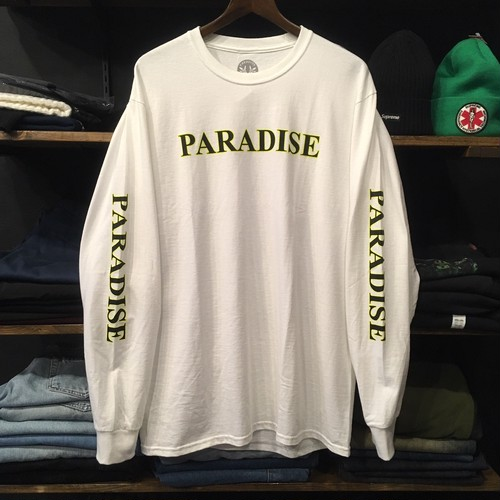 【PARADIS3】-パラダイス-NO TIME FOR FAKE ONEZ LONG SLEEVE