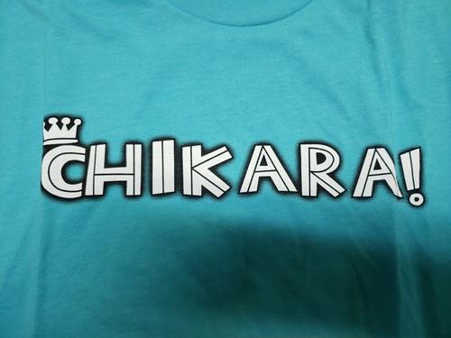 CHIKARAプロレスTシャツ L