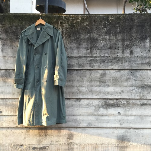 vintage clothing 69年製 ミリタリーコート
