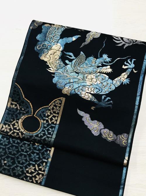 袋帯 No.20100