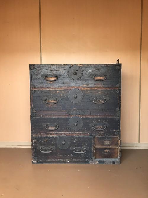 【Sold Out】旧家蔵出し江戸時代箪笥