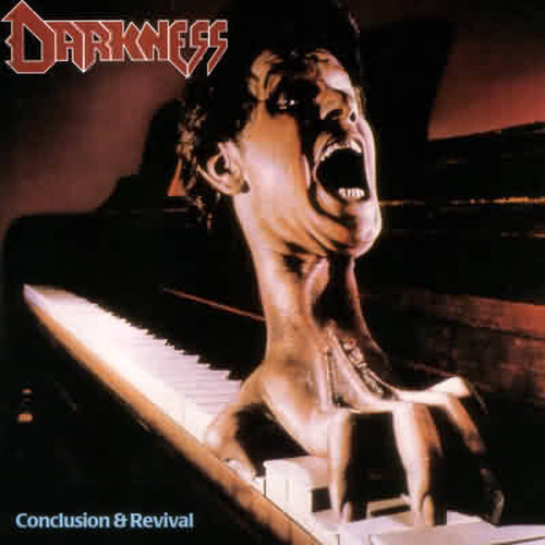 """DARKNESS """"Conclusion and Revival"""" (輸入盤)"""