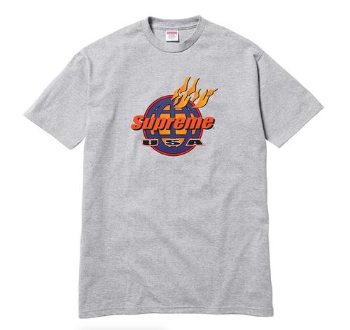 Supreme Fire Tee