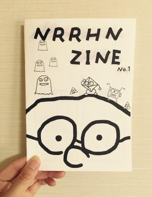 NRRHN ZINE No.1