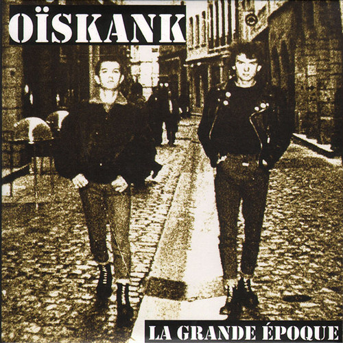 OISKANK - La Grande Epoque CD
