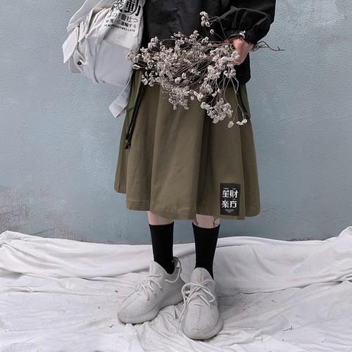 吉業重工 カーゴポケットスカート