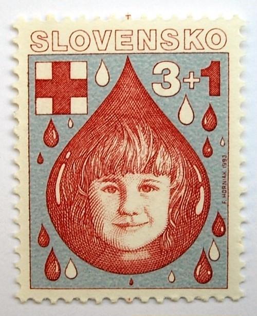 赤十字 / スロバキア 1993