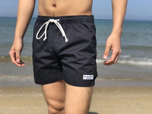 【SUMMER SALE】THREEARROWS Board Shorts(black)