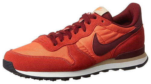 (ナイキ) NIKE 828041-800 INTERNATIONALIST インターナショナリスト MAX ORANGE×TEAM RED×ORANGE CHARGE×LINEN×SAIL×HYPER ORANGE