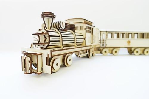 EAVO DIY模型シリーズ(電車)