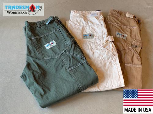 TRADESMAN 【Painter Pants Garment Dye&Wash】