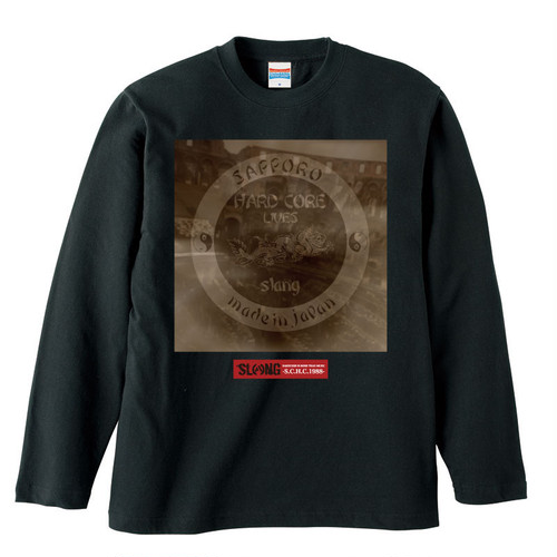 SUPER CHAOS <SUR ver.>【FULL COLOR LONG SLEEVE】