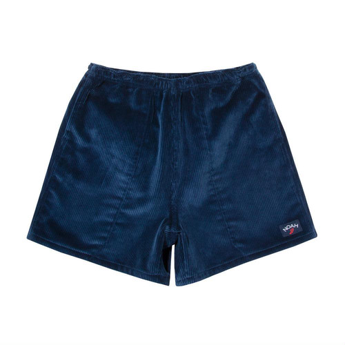 Corduroy Running Shorts(Dark Blue)