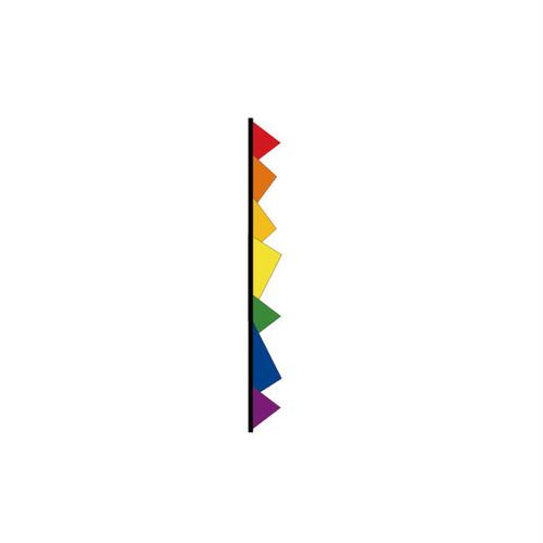 Garden Banner Mini Rainbow