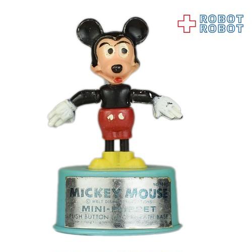 コーナー社 ミッキー・マウス ミニパペット
