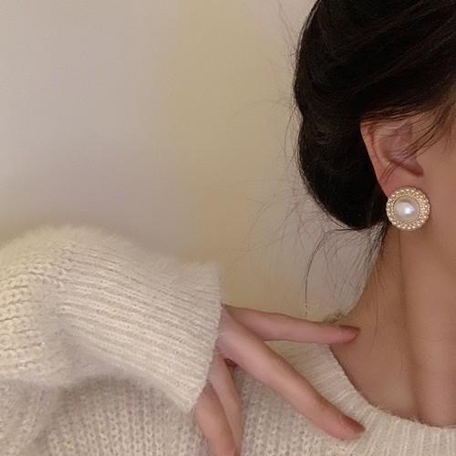 classical border pearl pierce