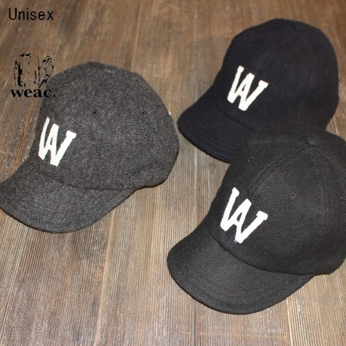 weac. ウィーキャップ WEACAP (GRAY,NAVY,BLACK)