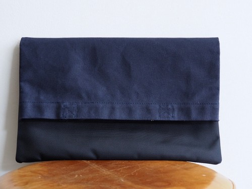 FUJITO Record Shop Bag Cordura Navy