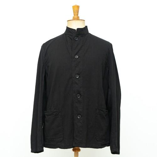 "60's Czech military stand collar jacket ""overdye"""