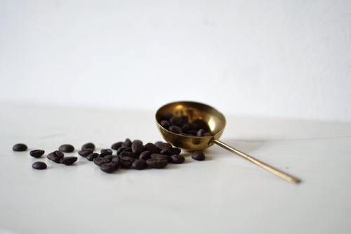 Coffee measure / Lue