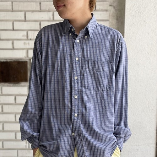 USED OLD GAP COTTON L/S SHIRT