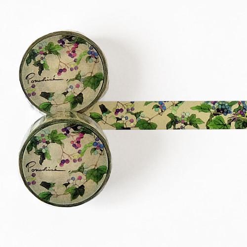 野ぶどうのマスキングテープ MT21