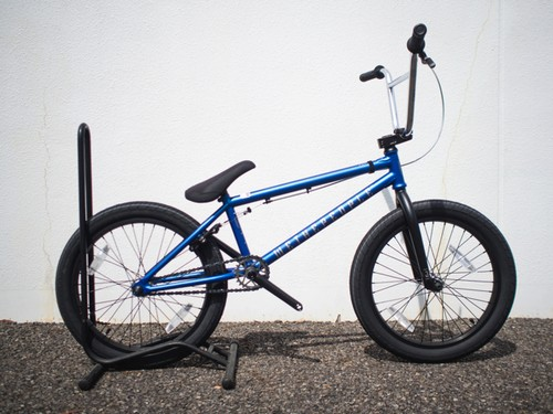 WeThePeople JUSTICE MATT METALLIC BLUE