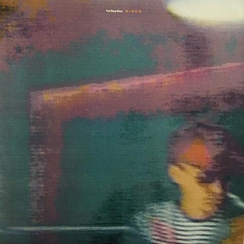 【LP・米盤】Pet Shop Boys / Disco