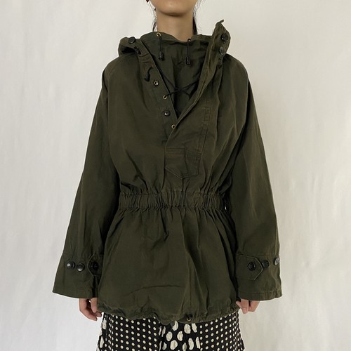 hungarian army anorak parker
