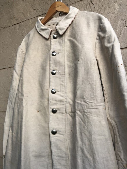 1940s German cotton work jacket