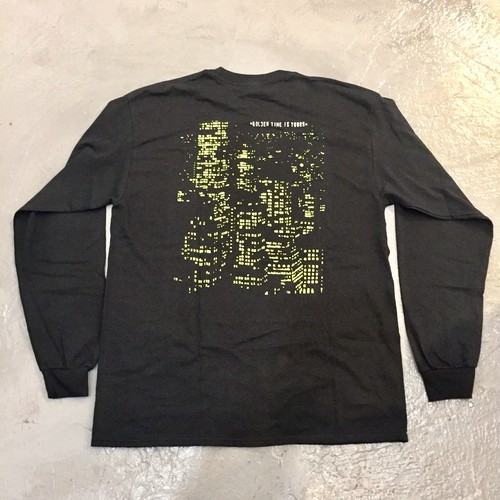 Golden time is yours long sleeve