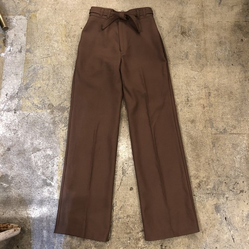Alfred Paquette Wideleg Flare Pants ¥5,900+tax