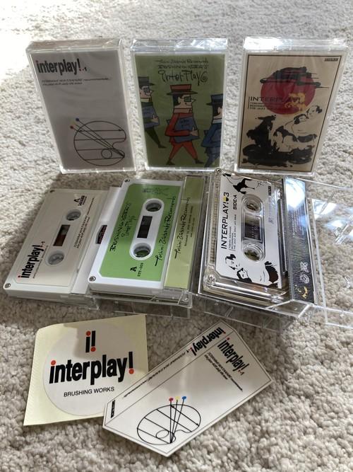 INTER PLAY   MIX 『cassette tape』