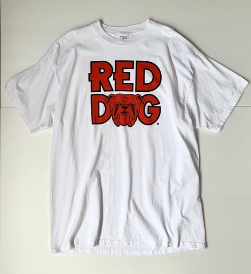 USED TEE RED DOG