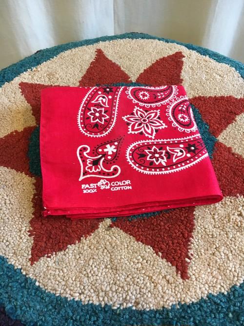 60s Elephant Brand Bandana