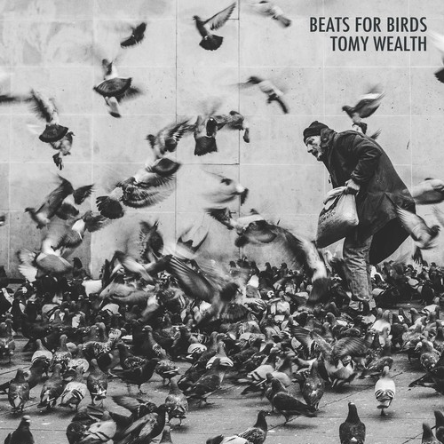 "【Tomy Wealth】""Beats For Birds"" DL Sticker (Limited)"