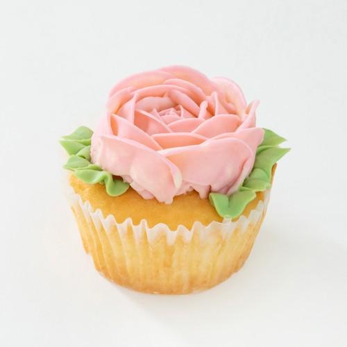 PINK FLOWER CAKE 6P