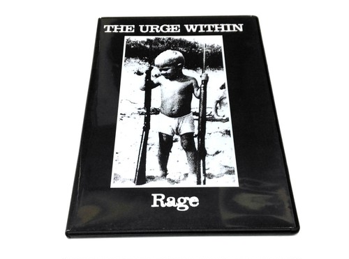[USED] The Urge Within - Rage (1997|2004) [CD-R]