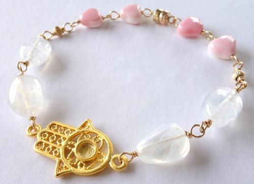Love happiness bracelet