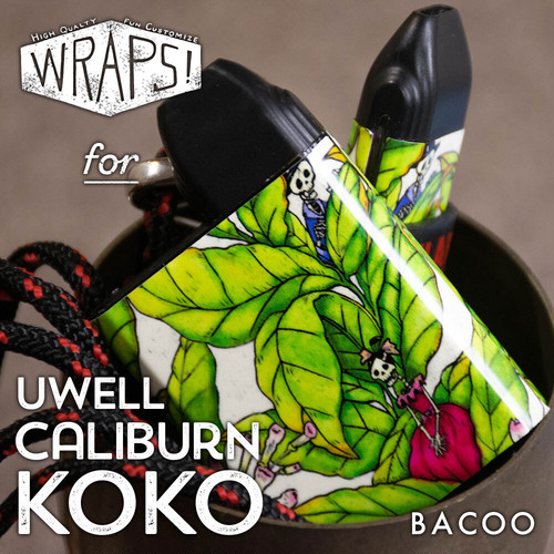 WRAPS! for UWELL Caliburn KOKO