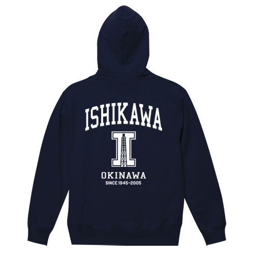 ISHIKAWA CITY PULL OVER PARKA