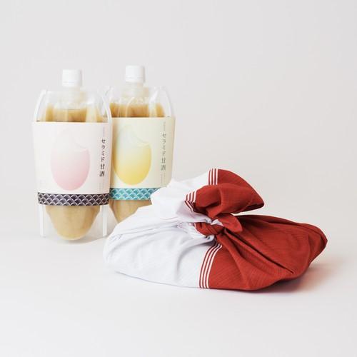 【贈り物に】国産風呂敷包みギフト